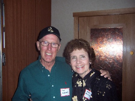 Jim Warner and Mary Miltich