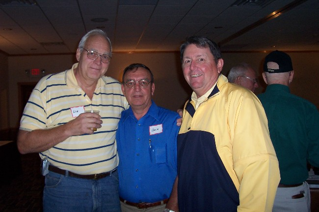 Lee Nelson, Jack Laudenbach and Chuck Dudley