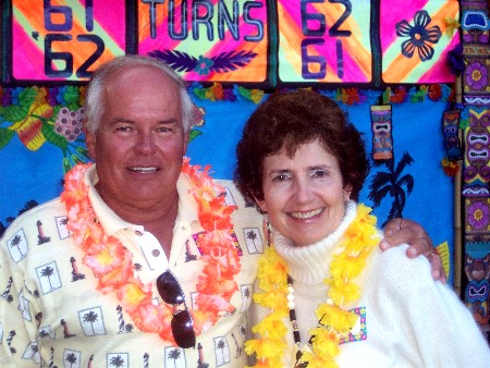 Gary Monson and Mary Miltich