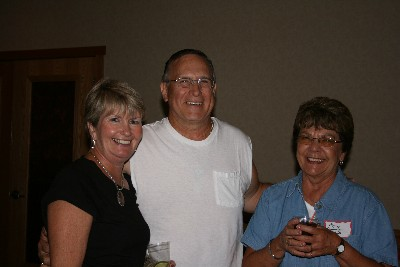 Dianne, Jim and Mary