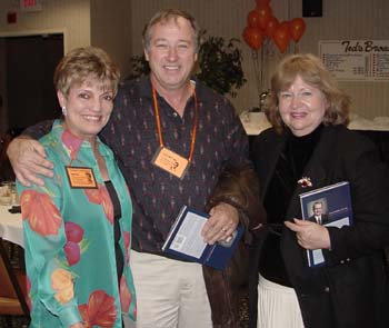 Carolyn Christensen, Bill Nix and Sally Fuller