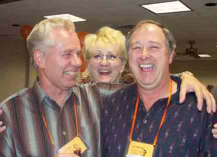 Tom Hogan, JoAnn Samsal & Bill Nix