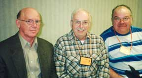 At the Banquet,  Richard Williams, Einar Tagtgren, Dennis Wittstruck