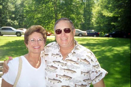 Sandi and Jim Beier