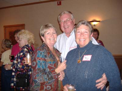 Dianne Preston, Keith and Andrea (Peterson) Tok