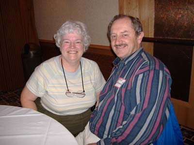 Joan (James) and Dave Sommerfeld