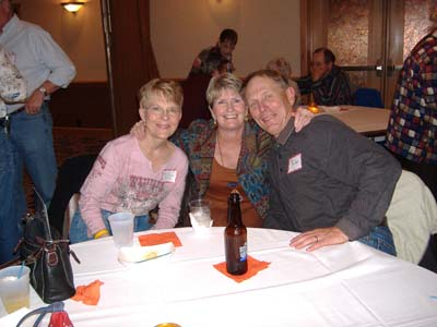 Karen Kekkonen (Phillipe), Dianne Preston, Paul Phillipe