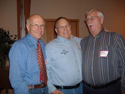 Larke Huntley, Jim Beier, Kenn Fideldy
