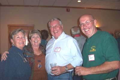 Andy Peterson, Dianne Preston, Keith Tok, Ron Ulseth