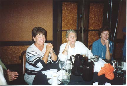 Mary Desnoyers, Alice Arseneau, Rosalie Craig