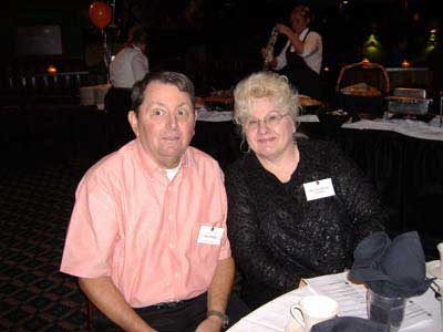 Chuck Dudley and Marie Kowalczyk
