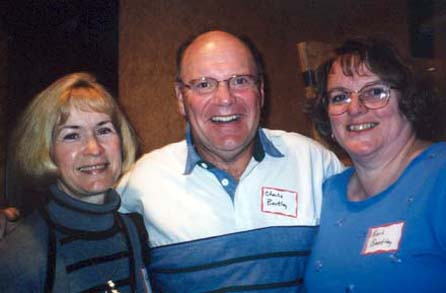 Ginny Vikre, Charlie & Barb Bentley