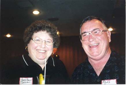 Barb Zatochill, Russ Richards